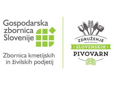 Chamber of Commerce and Industry of Slovenia, Chamber of Agricultural and Food Enterprises, Association of Slovene Brewers