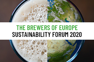 The Brewers of Europe: Virtual Sustainability Forum on 20 and 21 October 2020